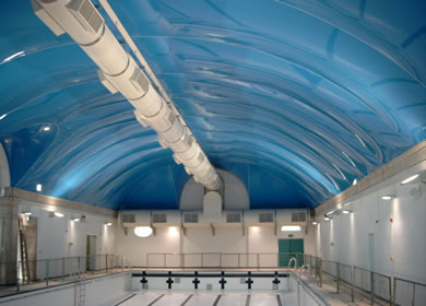 Pristine the professional 39 s choice for inspired ceiling Paint for swimming pool walls and ceilings